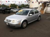 THIS 2003 VOLKSWAGON JETTA IS GREAT ON GAS WITH 30