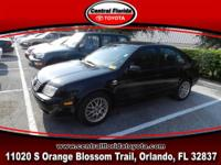 VERY LOW MILES**TURBOCHARGED**SPORTY, RELIABLE, AND AND