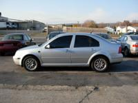 Options Included: N/AWolfsburg edition very nice Jetta!