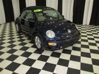 This 2003 Volkswagen New Beetle Convertible 2dr 2dr