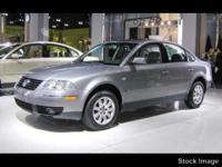 Options:  2003 Volkswagen Passat Gls|Miles: 165075Stock