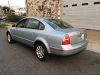 2003 Volkswagen Passat GLS. Cold Weather Package