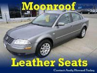 Options Included: AM/FMSpotless Carfax. Be sure to