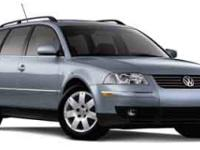 Options:  2003 Volkswagen Passat Glx|Silver/Black|V6