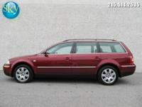 Options Included: N/A!!2003 VOLKSWAGEN PASSAT GLX V6