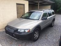 2003 Volvo XC70 AWD. Very nice all-wheel drive vehicle,