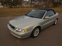 2003 Volvo C70 2.3L 5-cylinder, Automatic, Front wheel