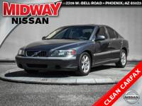 THIS VOLVO S60 HAS A CLEAN CARFAX, IS IN EXCELLENT