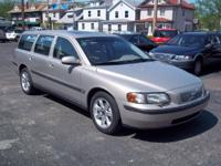 Options Included: N/A2003 Volvo V70 2.4 Turbo,