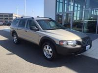Ash Gold 2003 Volvo XC70 2.5T AWD 5-Speed Automatic