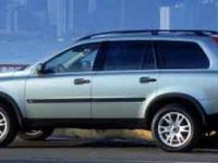 Options:  2003 Volvo Xc90 2.5L Turbo|Silver/|V5 2.5L