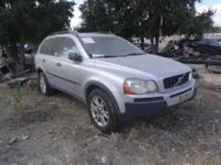 COMPLETE SUV FOR PARTS SILVER 2.9L AWD AUTO TRANS SUV
