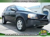 Stop looking! This 2003 Volvo XC90 is just what you're