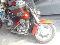 THIS BIKE IS A 2003 THAT I PURCHASED NEW IN 2005. IT IS