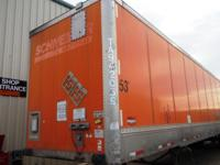 "For Sale: 2003 Wabash 53'x102"" Dry Van Trailer for sale"