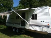 2003 Wilderness 28 foot (model 27H)Travel trailer with