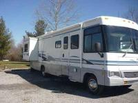 2003 Winnebago Brave. This Class A recreational vehicle