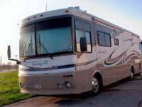 2003 Winnebago Journey, Engine: Cat 330, 41000 miles,