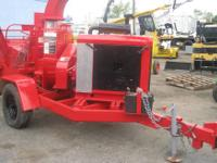 2003 Wood Chuck Hyroller 1200 Chipper Year: 2003 12""