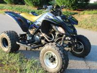 Nice four wheeler. Very powerful sport 4-wheeler, 660cc