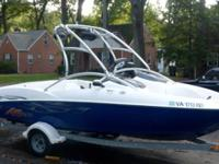 2003 Yamaha AR 210 that RUNS GREAT, it's a 21-footer 2