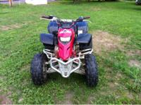2003 Yamaha Blaster 200. 6 speed. Big Bore kit. D&D