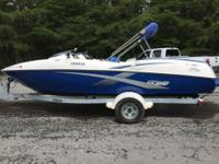 2003 Yamaha LX-210 270 HP Yamaha Jetboat. This is a