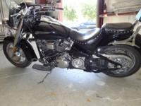 2003 Yamaha Midnight Star 1600cc with Only 13,000Miles