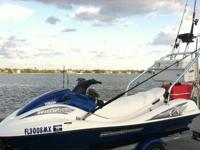 "2003 YAMAHA SUV ""FISHING MACHINE"" Whether your fishing"