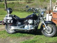 This is a Yamaha V Star 1100, 2003, price $3895.00 This