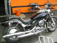 2003 Yamaha V Star Custom Awesome first bike Lean and