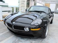 ASG is pleased to present our 2003 BMW Z8 Alpina