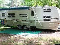 Stock Number: 711496. 26 ft camper when towing, 31 feet