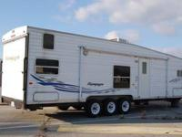 Type of RV: Travel Trailer Year: 2003 Make: Skyline