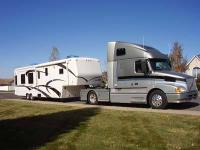 Type of RV: Fifth Wheel Year: 2003 Make: Teton Model: