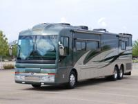 Here is my 2003 american coach in excellent shape, no