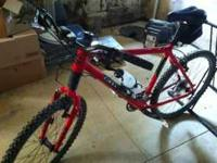 Selling a lightly used 2003 Cannondale F500 (large