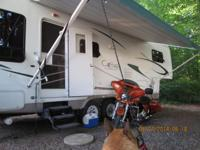 I have a Carriage Cameo F30RLS Camper for sale. It is
