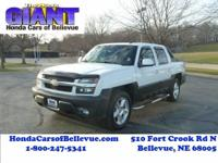 This outstanding example of a 2003 Chevrolet Avalanche