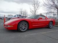 Corvette Z06, 2D Coupe, 5.7L V8 SFI, 6-Speed Manual,