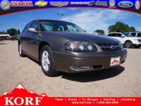 This Impala has it everything Autocheck One Owner,