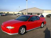 This 2003 Chevrolet Monte Carlo 2dr SS Coupe features a