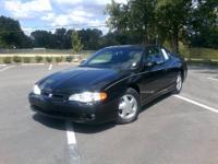 2003 Chevrolet Monte Carlo SS 3800 V6 Automatic