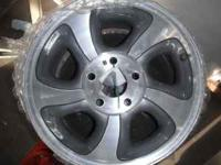 These are stock rims that came with the 2003 chevy s-10