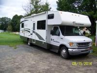 2003 Coachman Santara. This is a great companion for