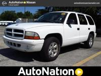 2003 Dodge Durango Our Location is: AutoNation Nissan