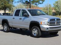 LOOKING FOR A 4WD FOR LESS? THIS 2003 RAM 1500 IS A