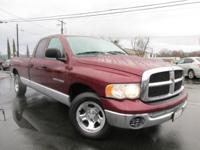 Options:  2003 Dodge Ram 1500 Slt Quad Cab|5.9L V8