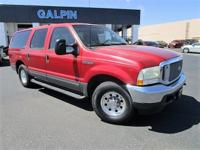 2003 Ford Excursion XLT 4dr SUV, RWD, 4-Speed