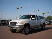 This 2003 Ford F-150 is value priced to sell quickly!